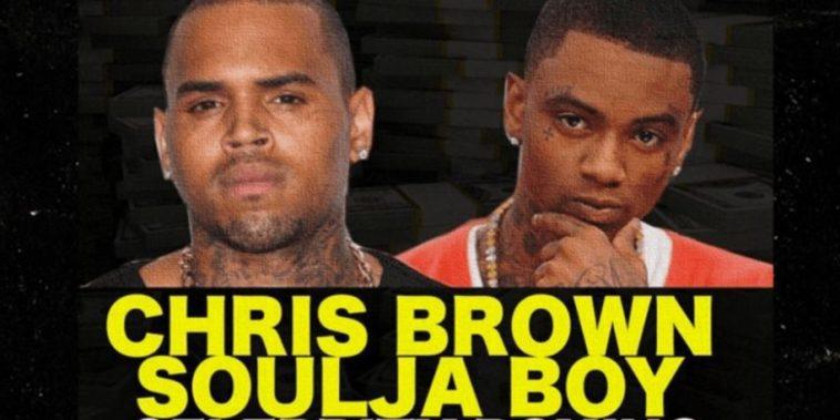 BROWN VS SOULJA : TYSON SERA LE COACH DE BROWN 5