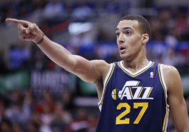 RUDY GOBERT PRET POUR LE ALL STAR GAME? 12
