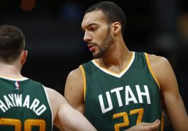 NBA: RUDY GOBERT RISQUE DE RATER LES PLAYOFFS 2017 9