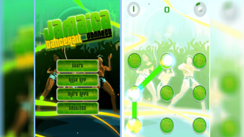 DANCEHALL CONNECT SUR ANDROID 14