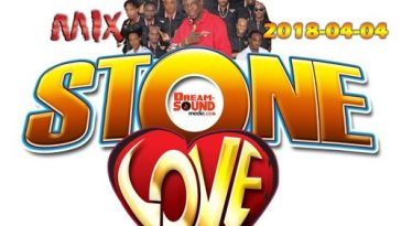 STONE LOVE PARTY MIX 2018 11