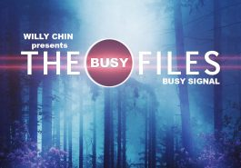 WILLY CHIN - THE BUSY FILES (BUSY SIGNAL) 5