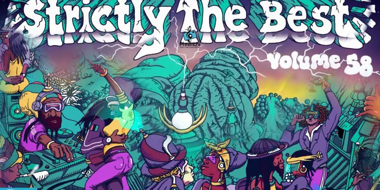 STRICTLY THE BEST 58 DEVIENT N°1 DANS LE BILLBOARD REGGAE CHARTS 1