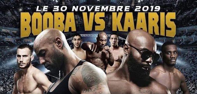 BOOBA VS KAARIS C'EST POUR LE 30 NOVEMBRE EN SUISSE! 1