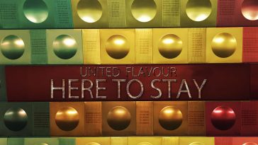 HERE TO STAY - UNITED FLAVOUR 3
