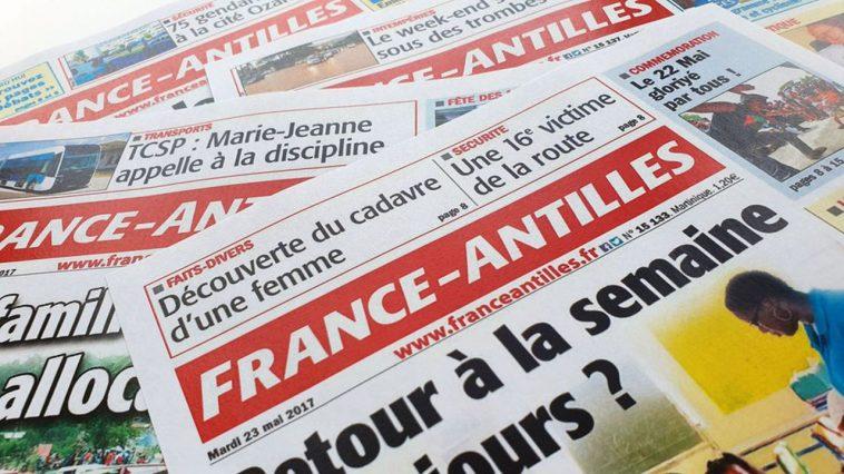 FREE VA T'IL SAUVER FRANCE ANTILLES? 1