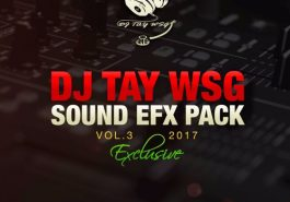 DJ TAY WSG - SOUND EFX PACK VOL. 3 (EFX 2017) 4