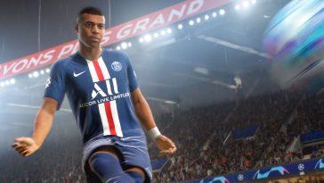 FIFA 21 NOUS SORT UN TEASER BIEN CHELOU 3