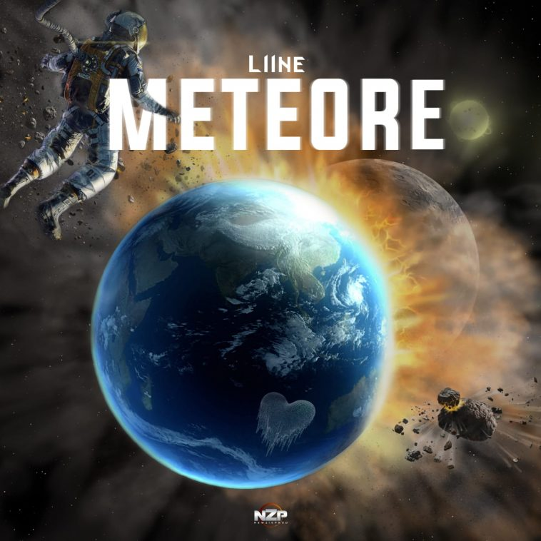 LE RETOUR DE LIINE AVEC SON NOUVEAU SINGLE 'METEORE' 1