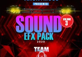 TEAM ANONYMOUS - SOUND EFX PACK VOL. 3 (EFX 2020) 3