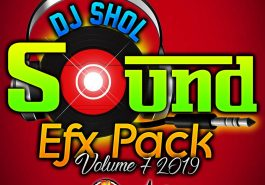 DJ SHOL - SOUND EFX PACK VOL. 7 (EFX 2019) 12