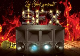 DJ SHOL - SOUND EFX PACK VOL. 9 (EFX 2020) 8