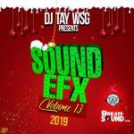 DJ TAY WSG - SOUND EFX PACK VOL. 13 (EFX 2019) 7