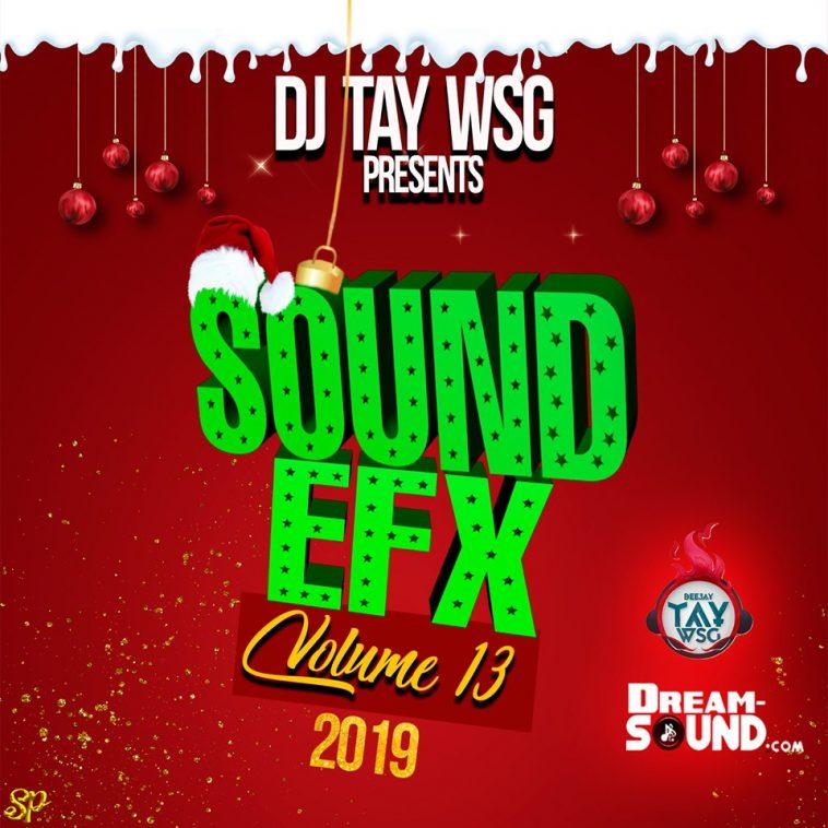 DJ TAY WSG - SOUND EFX PACK VOL. 13 (EFX 2019) 1