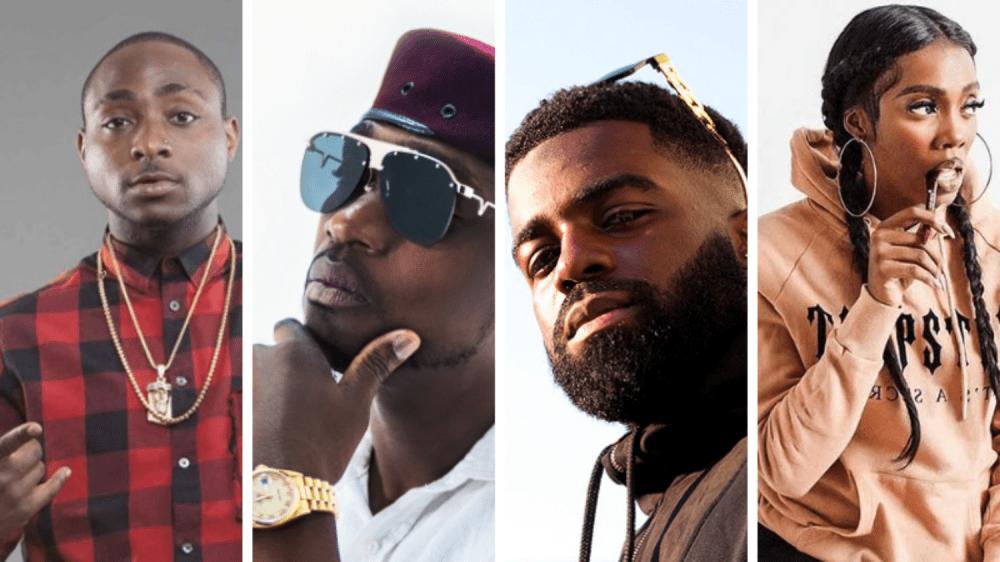 TOP 10 DES TITRES AFRO MUSIC EN 2020 SUR NZR 1