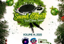 DJ SHOL - SOUND EFX PACK VOL. 14 (EFX 2020) 4