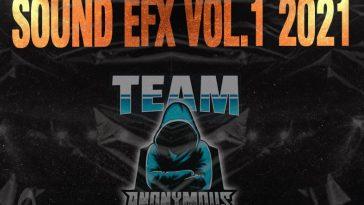 TEAM ANONYMOUS - SOUND EFX PACK 01 (EFX 2021) 3