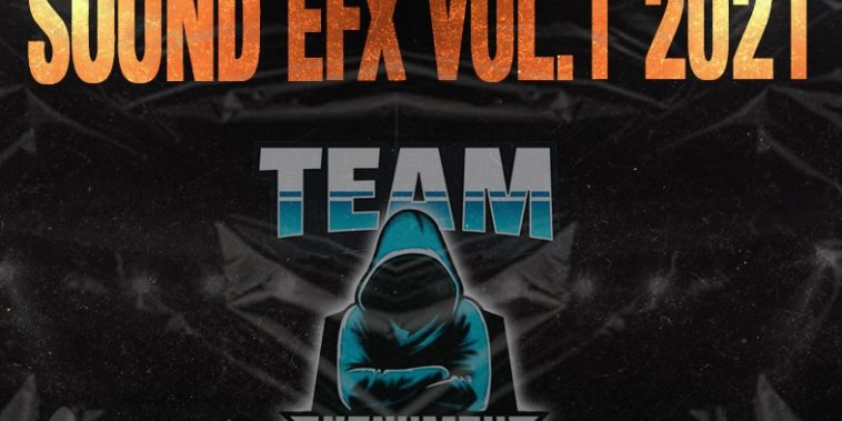 TEAM ANONYMOUS - SOUND EFX PACK 01 (EFX 2021) 7