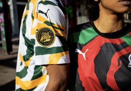 OM PROPOSE DES MAILLOTS COLLECTOR AU COULEURS AFRICAINES 9