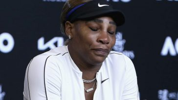 CA SENT LA FIN POUR SERENA WILLIAMS 3