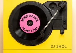DJ SHOL - SOUND EFX PACK 02 (EFX 2021) 8