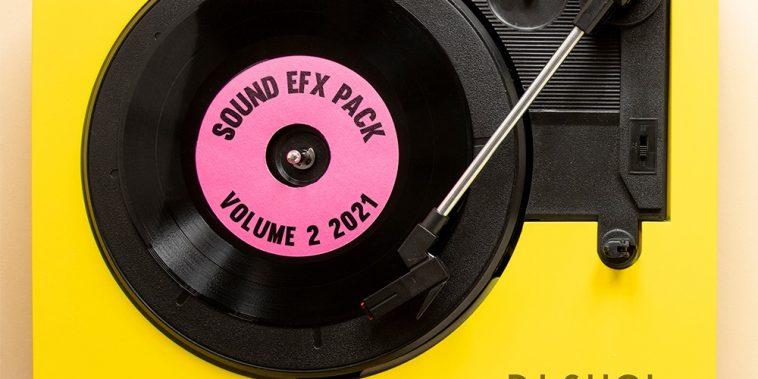 DJ SHOL - SOUND EFX PACK 02 (EFX 2021) 7