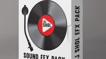 DJ SHOL - SOUND EFX PACK 03 (EFX 2021) 4