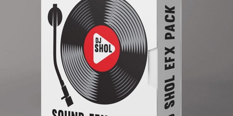 DJ SHOL - SOUND EFX PACK 03 (EFX 2021) 1