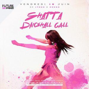 18/06 SHATTA DNCEHALL GALL / LE 911 (75) 2